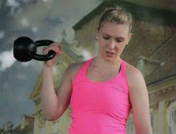 Nő is edzhet